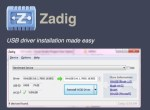 Zadig Windows 10 RTL-SDR драйвер