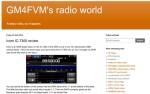 Обзор Icom IC-7300 от GM4FVM