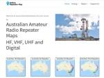 Онлайн Австралийские Карты Ретрансляторов