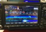 Украдкой взглянув на трансивер Yaesu FTdx101D