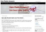 Ham radio 40-meter dipole: your first antenna