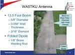 43 Elements Yagi Antenna for 23cm band