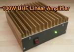 100W UHF Linear Amplifier
