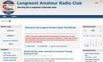 Longmont Amateur Radio Club Website