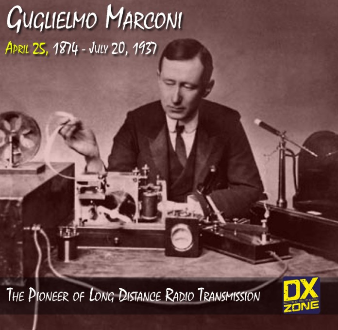 A tribute to Marconi