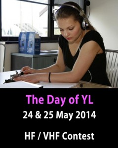 The Day of YL Contest