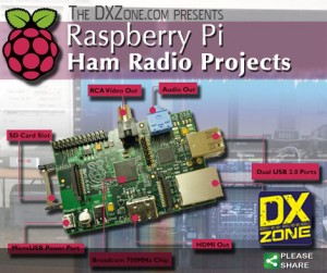 Raspebrry Pi Ham Radio Projects