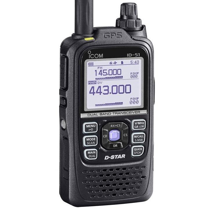 ICOM ID-51A