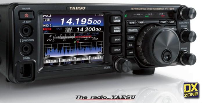 Yaesu FT-991 Brochure