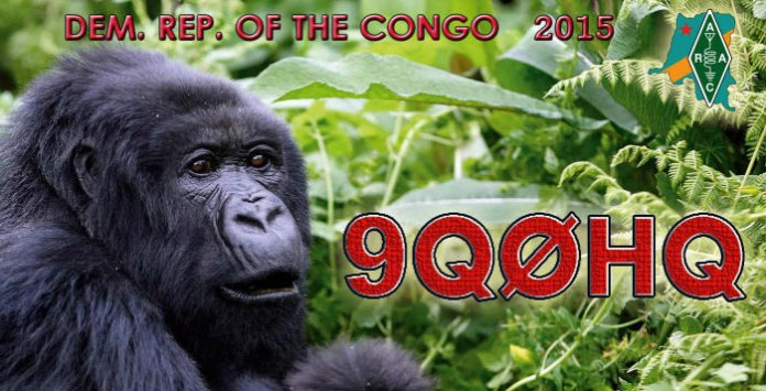9Q0HQ Democratic Republic of the Congo
