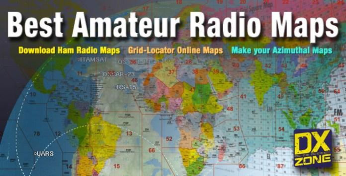 15 best Ham Radio maps sites