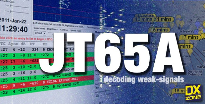 How to get on the Air with JT65A