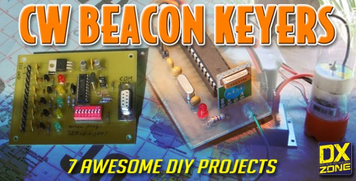 7 Awesome DIY Beacon Keyer Projects