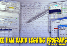 ham radio logbook programs