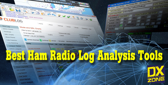 5 Free Ham Radio Logbook Programs