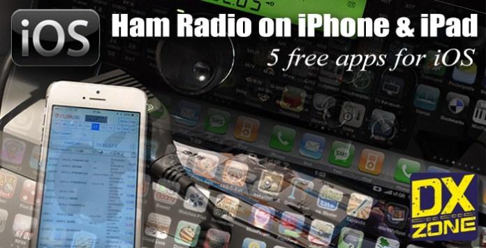 5 Free Ham Radio Apps for iPhone and iPad