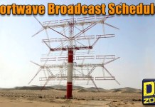 Shortwave broacast schedule