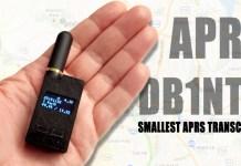 APRS by DB1NTO