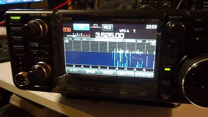 IC-7300 Video