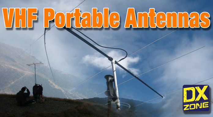 10 Cool VHF Portable Antennas You Can Make At Home