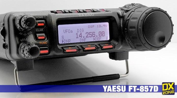 Yaesu FT-857D Video Gallery