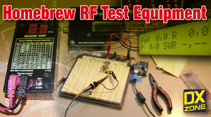 5 Awesome Homemade RF Test Equipment Projects