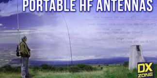 Portable HF antennas