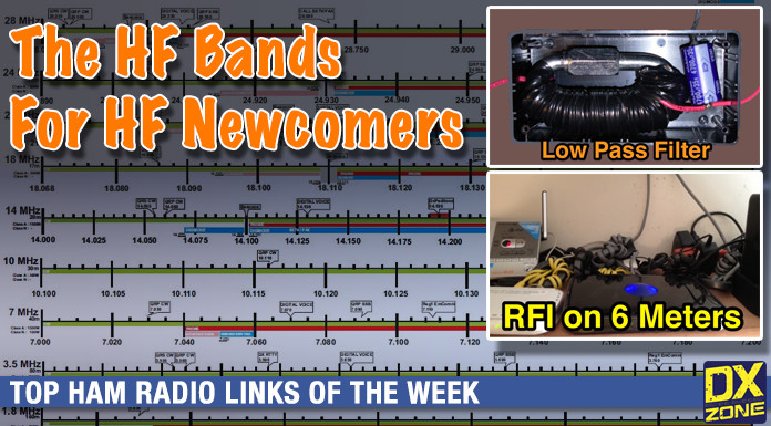 Top Amateur Radio links of the week Issue 276