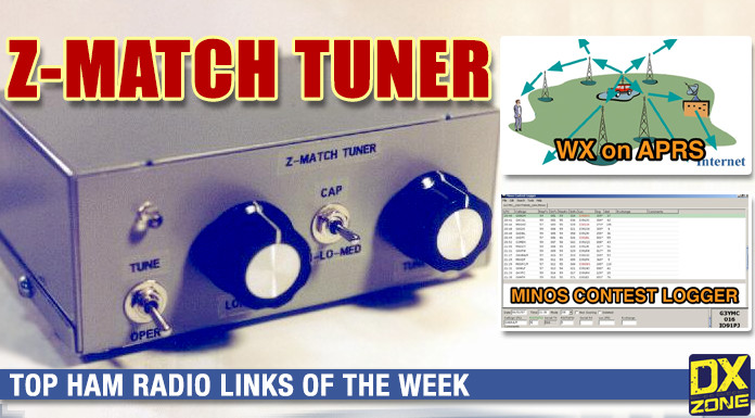 Top Amateur Radio links of the week Issue 1711