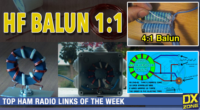 Top Amateur Radio links of the week Issue 1715