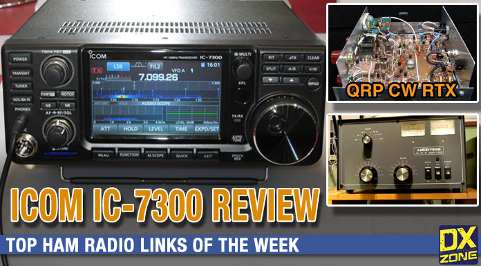 Top Amateur Radio links of the week Issue 1725