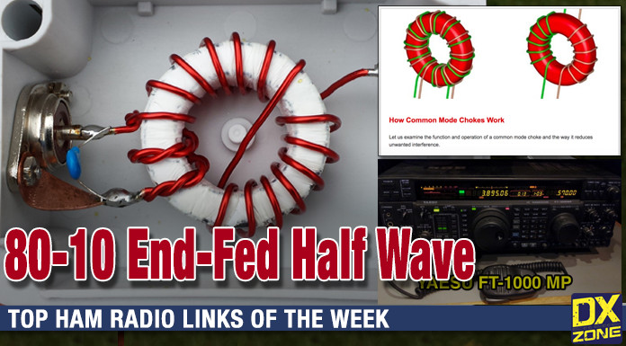Top Amateur Radio links of the week Issue 1729