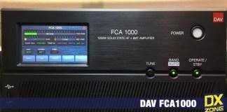 FCA1000 Power Amplifier