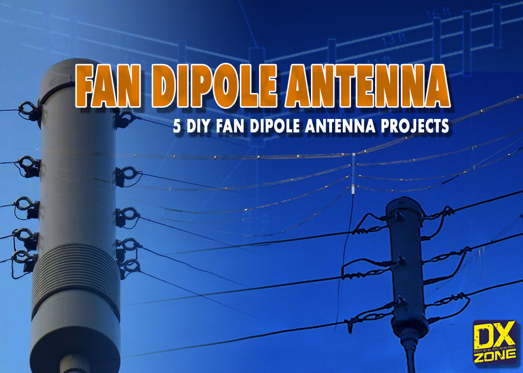 5 Best DIY Fan Dipole Antenna Projects