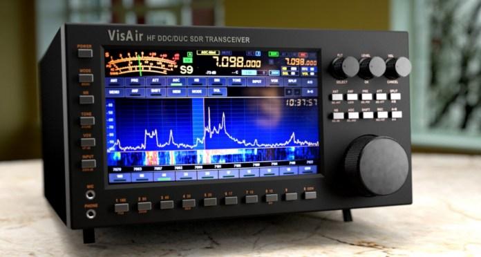 VisAir HF SDR Transceiver