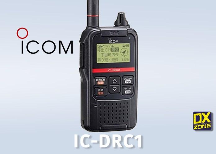 Icom IC-DRC1 – New product