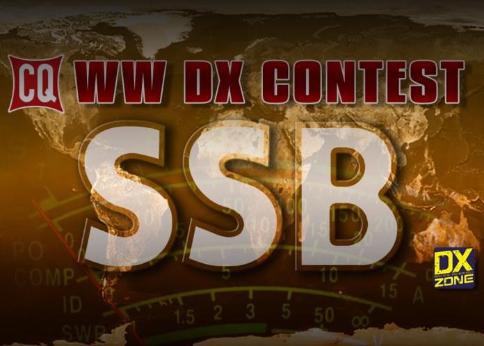 CQ WW DX SSB Contest 2018