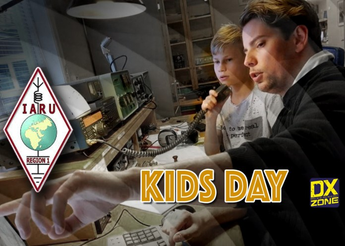 CQ Kids Day – Promote Amateur Radio to Youth