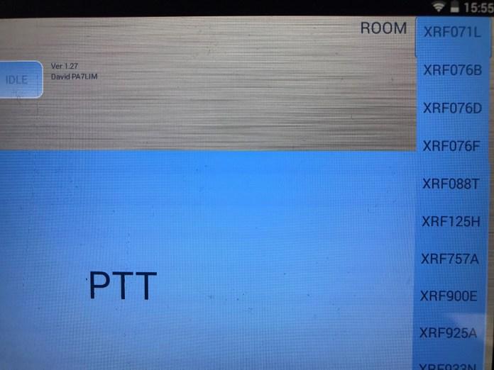 Peanut Room Selection