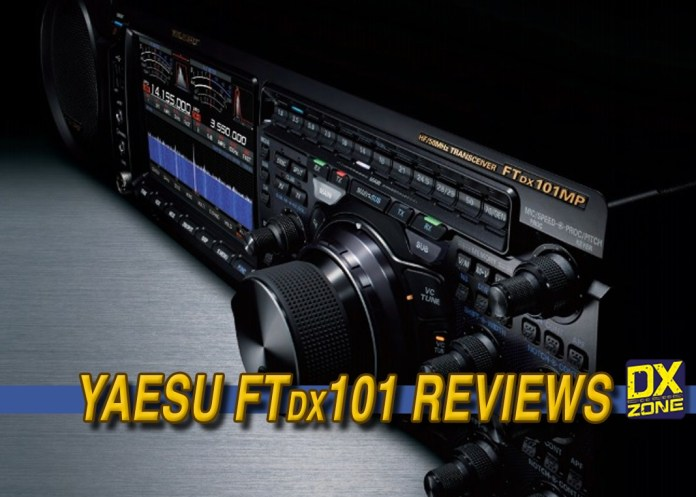 FTDX101 review