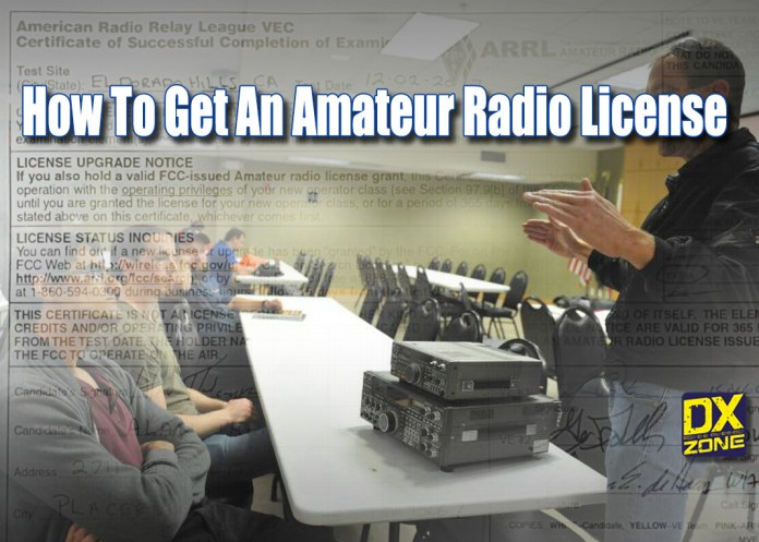 How To Get An Amateur Radio License