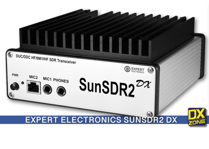 Sun SDR 2 DX transceiver