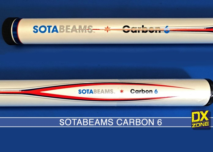 A class-leading lightweight carbon-fibre mast from SOTABEAMS