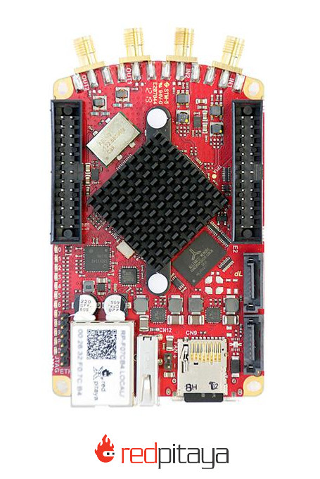 RedPitaja STEM Lab 122-16 SDR Kit