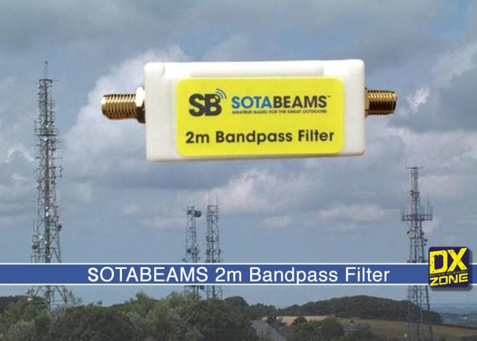 The SOTABEAMS bandpass filter