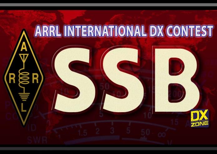 ARRL DX SSB 2020