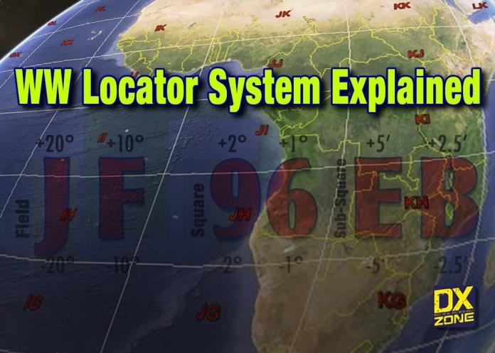Grid Square Locator system