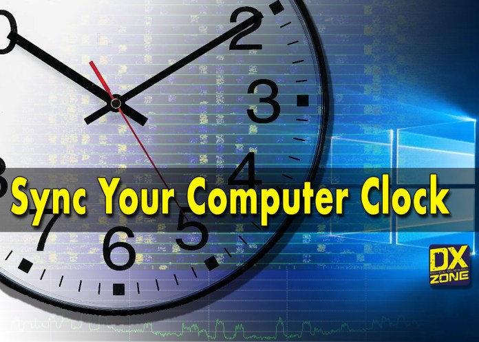 How To Sync Your Computer Clock