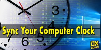 How to Sync Your PC Clock