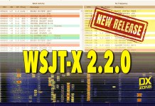 WSJT-X 2.2.0 Download new version